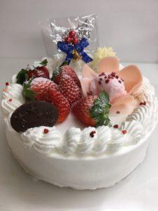 2019年クリスマスケーキご予約開始